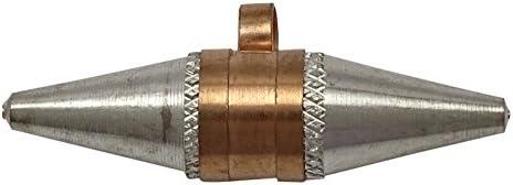inCAREofGOD Spiritual Taweez Hollow Metal Power Charm Amulet Locket Luck Protection Pendant product image
