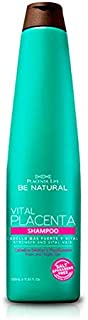 Be Natural Vital Placenta Champú - 350 ml.