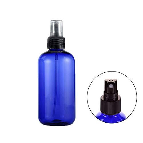 HEELPPO Flacon Spray Vide Spray Vide Spray Bottle Flacon Vide Recipient Cosmetique Fuite Preuve Pulvérisation Bouteille Liquide Vaporisateur Vaporisateur Vide Bouteille Blue
