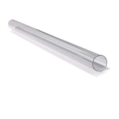 Tube de Quartz de Traitement de leau UV,35W GRASSAIR Tube de Quartz Accessoires de Lampe Germicide UV