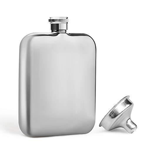 KWANITHINK Flasks for Liquor for Men