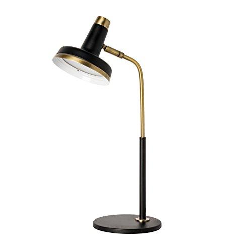 Sulion Magic Flexo LED 5 W Negro y Dorado 17 x 12 x 36 cm