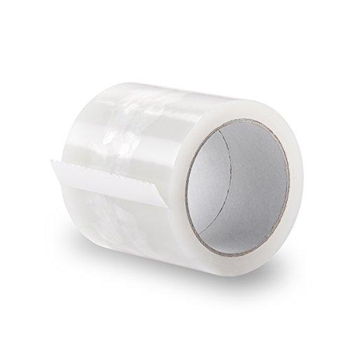 HaGa® Folienklebeband Klebeband für Gewächshausfolie Luftpolsterfolie 25m x 10cm