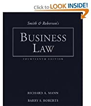 Smith and Roberson's Business Law 14th (Forteenth) Edition byRoberts