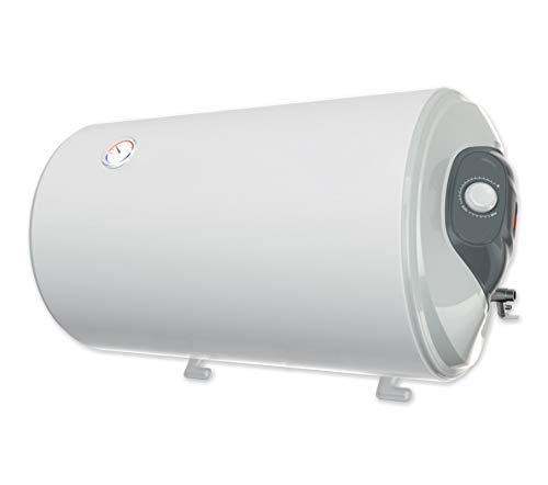 Ryte Eco Termo Eléctrico 50 litros | Calentador de Agua Horizontal izquierda, Serie Premium Eco, Instantaneo - Aislamiento de alta densidad