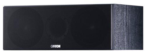 Canton Chrono 505 Centerlautsprecher (85/140 Watt) schwarz (Stück)