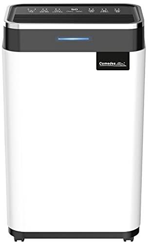 Comedes Demecto 30 eco – Deumidificatore per edilizia (max 25 l/24 h) Adatto per tutti gli ambienti e cantine fino a 100 m²/230 m³