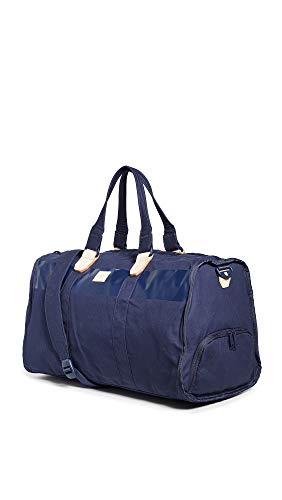 Herschel Novel Premium Cotton Duffle Reisetasche 52 cm Peacoat