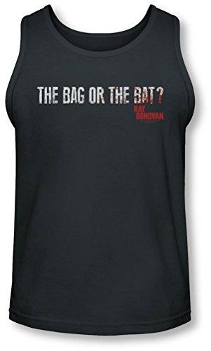 Ray Donovan - - Sac Ou Bat Débardeur Homme, Large, Charcoal