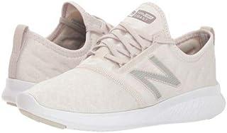 New Balance(ニューバランス) レディース 女性用 シューズ 靴 スニーカー 運動靴 Coast v4 Digi Camo - Moonbeam/White 8 B - Medium [並行輸入品]