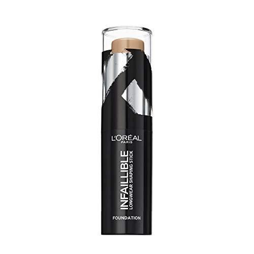 L'Oreal Paris Infallible Shaping Stick Foundation 210 Cappuccino 9 g
