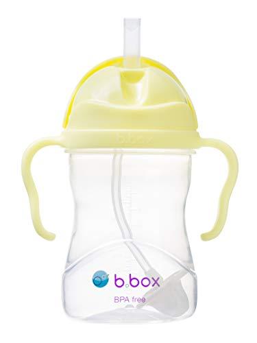 [b.box] シッピーカップ トレーニングマグ トレーニングカップ [ベビー食器 ベビーカップ 赤ちゃん用コップ 贈り物 ギフト ] PVC・BPAフリー 食洗器対応【こだわりの素材とデザイン・b.box正規品】バナナスプリット