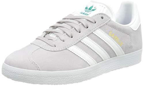 Adidas Gazelle W, Zapatillas de Deporte Mujer, Lila Claro (Purple Tint FTWR White Glory Green), 36 EU