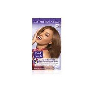 Dark & Lovely Coloration semi-permanente pour cheveux permanente Couleur 377 Sunkissed Marron