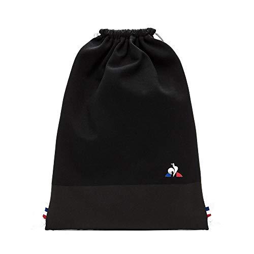 Le Coq Sportif 1810707, Mochila Unisex Adultos, Negro (Black), 15x24x45 cm (W x H x L)