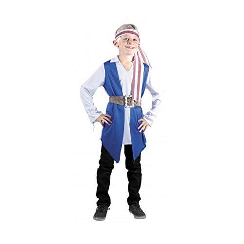 Party Pro - kostuum piraat, 86513646, 4-6 jaar