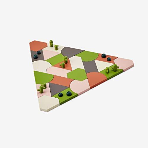 Areaware BLOCKITECTURE® Desert Garden | Holz Architektur BAUKLÖTZE | James Paulius