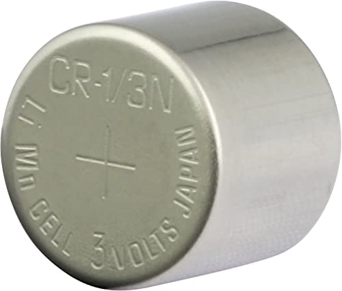Lithium Batterie CR 1/3N (DL1/3N, 2L76, CR11108, 3 Volt)