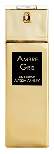 Alyssa Ashley Ambre Gris Eau de Parfum Spray 50ml, 1er Pack (1 x 50 ml)