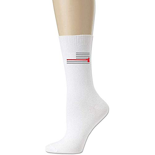 KL Decor Sokken, ik word je vrouwen casual lichte sokken voor sportief wandelen bike snijden 18 cm