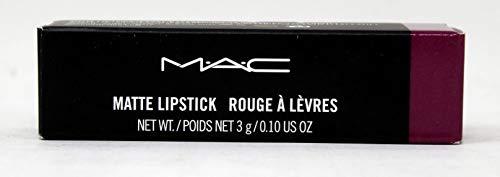 Mac Matte Lipstick, Men Love Mystery