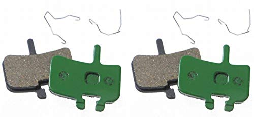 ARUNDEL SERVICES EU 2 Paia di pastiglie dei Freni per Mountain Bike per Hayes HFX-Mag/HFX-9 / MX1 / Promax MTB Pastiglie dei Freni Pastiglie dei Dischi Bicicletta