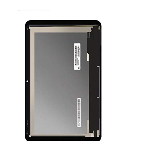 Screen Replacement kit Tablet LCD Display Fit for LG G Pad 10.1 V700 VK700 LCDs Touch Screen Digitizer Sensors Assembly Panel Replacement Parts Frame Repair kit Replacement Screen (Color : Black)