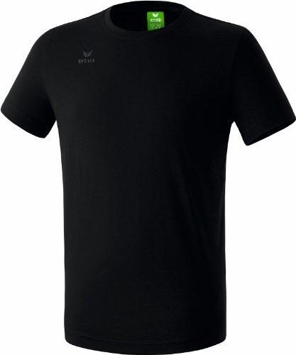 Erima Kinder Teamsport T-Shirt, Schwarz, 164