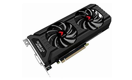 PNY - NVIDIA GeForce GTX 1080 XLR8 OC Gaming Edition 8GB GDDR5X PCI Express 3.0 Graphics Card -...