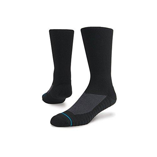 Stance Athletic Icon 2 Socken Chaussettes Homme, Noir, XL