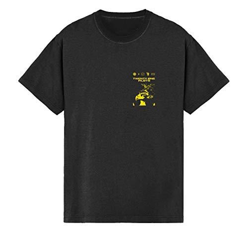 Twenty One Pilots Official Trench Title T Shirt (Black)