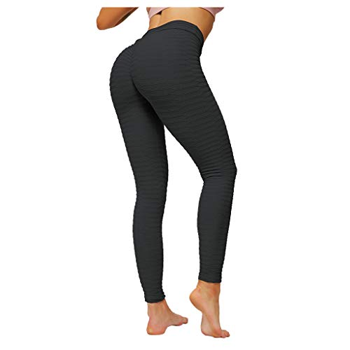 Best Review Of Butt Lifting Leggings - Scrunch Butt Shapewear Compression Leggings - Women Yoga Pant...