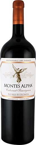 Montes Alpha Cabernet Sauvignon Magnum 1,5l 2015 1.5 l
