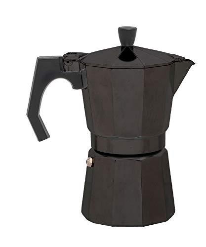 Relags Espresso Maker 'Bellanapoli' 3T Kanne, schwarz, One Size