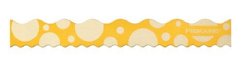 Fiskars 12-91847097 Paper Tear Edger, Scallop
