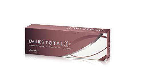 Dailies Total 1 Tageslinsen weich, 30 Stück / BC 8.5 mm / DIA 14.1 / -1.75 Dioptrien - 3