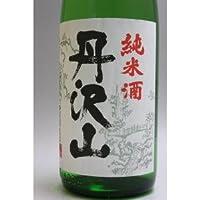丹沢山 吟醸造り純米酒1800ml