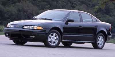 ... 2004 Oldsmobile Alero GLS, 4-Door Sedan ...