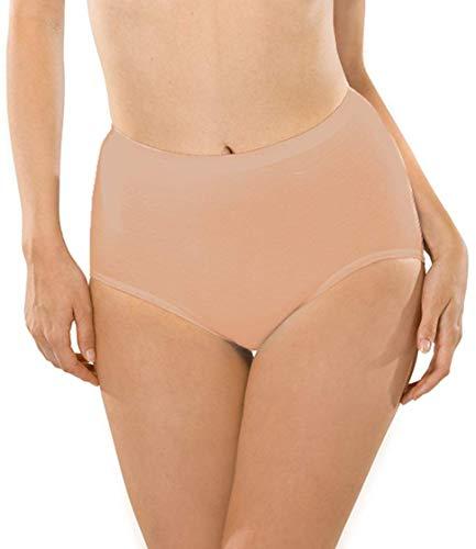 Covert underwear Onzichtbare dames slip - slip huidskleur