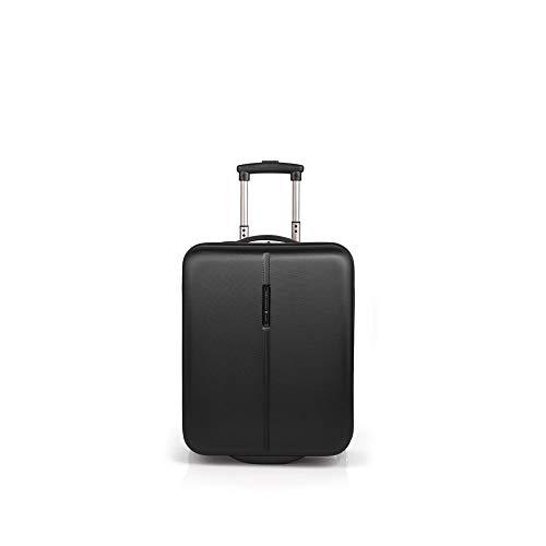 Gabol - Paradise | Maleta de Cabina Rigida de 38 x 53 x 20 cm con Capacidad para 33 L de Color Negro