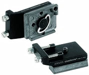 Manfrotto 200USS Universal Anti Twist Spotting Scope Plate RC2 Connect...
