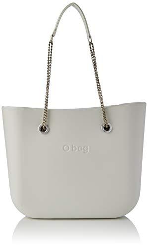 O Bag - Bolso para mujer, leche, diseño único
