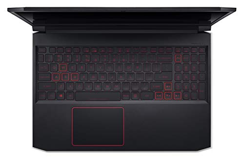 Acer Nitro 7 9th Gen Core i7 15.6-inch Gaming Laptop (8GB/1TB SSD /Windows 10/6GB Graphics/Obsidian Black/2.5kg), AN715-51