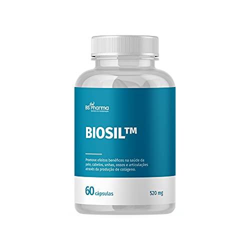 BioSil (Silício Orgânico) - 520 mg 60 Cápsulas