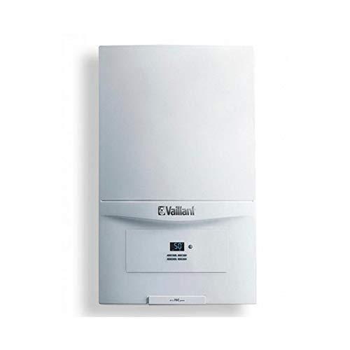 Caldera de gas de condensación mixta de la gama Ecotec Pure Vaillant, 13,2kW, modelo VMW 236/7-2 de gas natural, 33,5 x 44 x 72 centímetros (referencia: 2519977) Clase de eficiencia energética A
