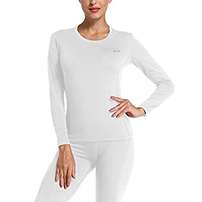 Amazon - Save 50%: Willit Women's Thermal Underwear Bottoms Midweight Fleece Lined P…