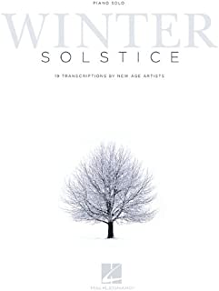 Winter Solstice: 19 Transcriptions by New Age Artists (PIANO)
