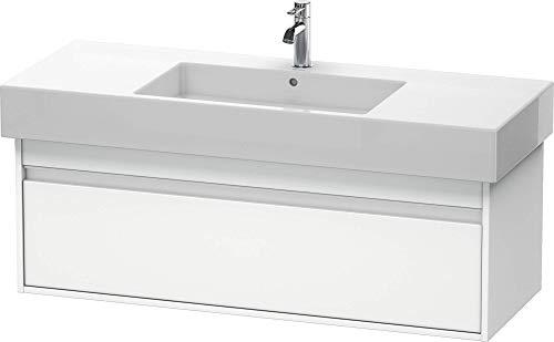 Duravit Unidad de lavabo Duravit Ketho 455x1200x410mm blanco mate