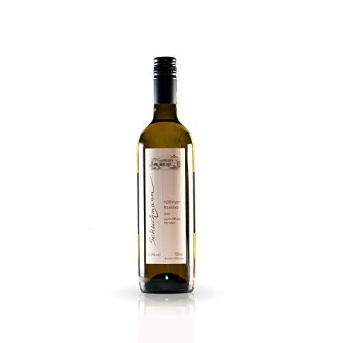 Georgischer Wein - Schuchmann Rkatsiteli- weiß, trocken -, aus autochthoner Rebsorte, 0,75 l