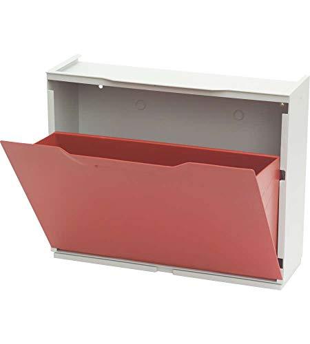 Art Plast U50/1R zapato de plástico accesorio de, rojo/blanco